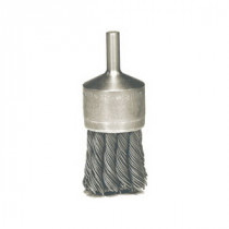 Weiler® Knot Wire End Brush-10028