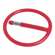 Proto® JRR15062 Crush Gauge Fractional Retaining Ring -  3-7/8 in Groove -  For Use With 1-1/2 in Drive Impact Sockets -  Red