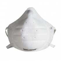 Sperian® by Honeywell 14110444 Molded Cup Particulate Respirator With Molded Nose Bridge 20 per BX -  Universal -  N95 -  95% -  White