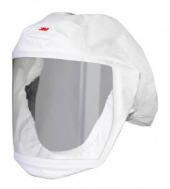 3M™ Versaflo™ Headcover with Integrated Head Suspension, SM/MD