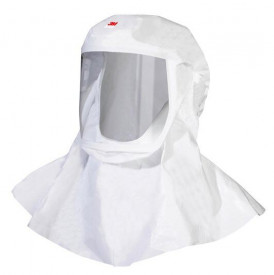 3M™ Versaflo™ Hood with Integrated Head Suspension, MD/LG