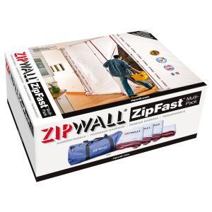 ZipFast™ (ZFMP) Multi-Pack Reusable Barrier Panels