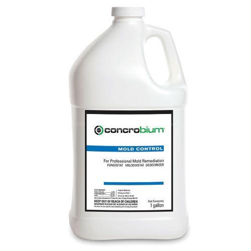Concrobium® CCP625-001 Mold Control 4 per CASE -  1 gal Jug -  Liquid -  Clear