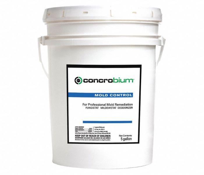 Concrobium® CCP625-005 Mold Control -  5 gal Pail -  Liquid -  Clear