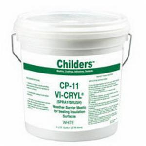Foster® CHLCP11/2GL Weather Barrier Coating -  2 gal -  Liquid -  White -  100 sq-ft