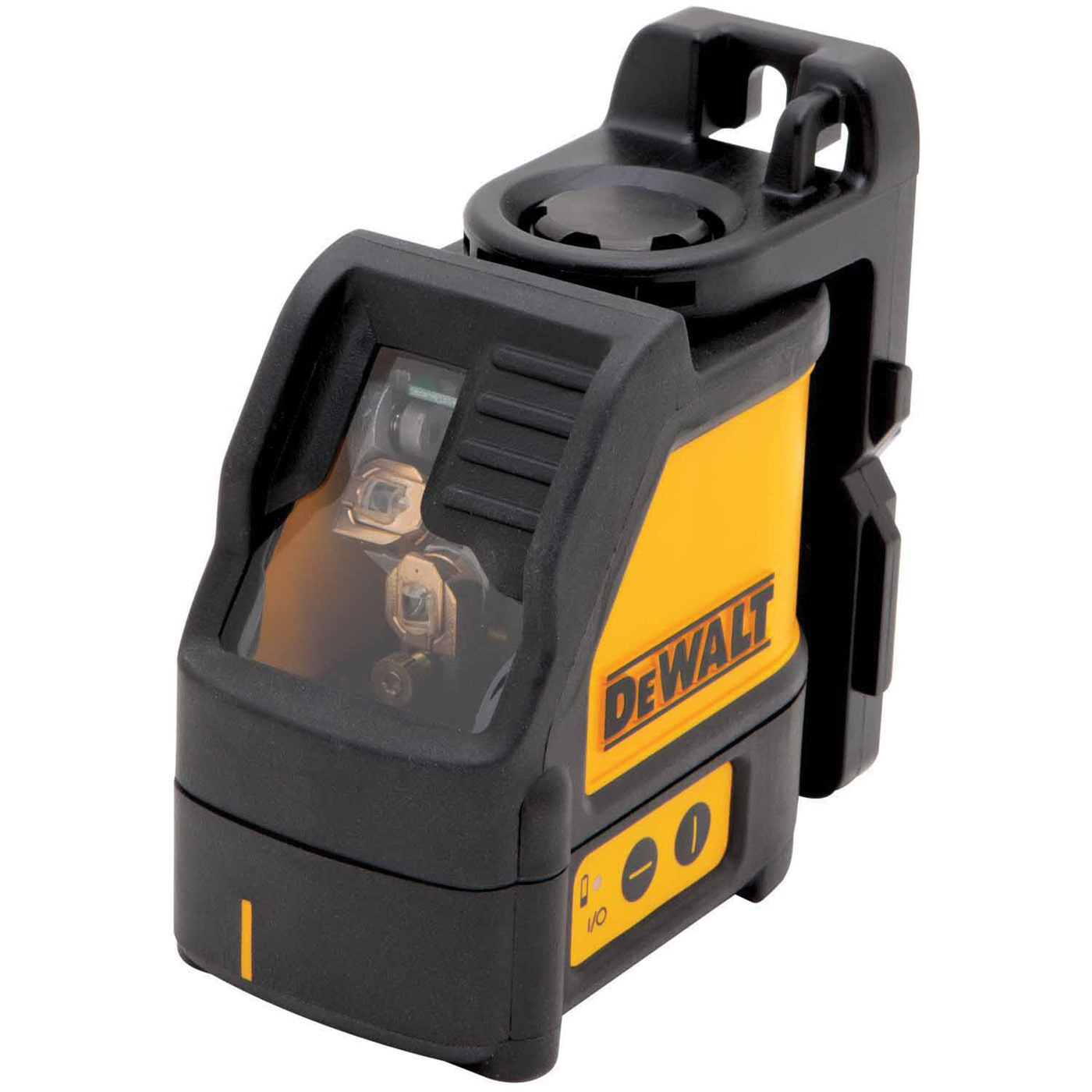 DeWALT® DW088K Self-Leveling Line Laser -  +/-0.3 mm/m -  +/-4 deg Auto Leveling -  2 Beams -  4.5V - 3x AA Power Source