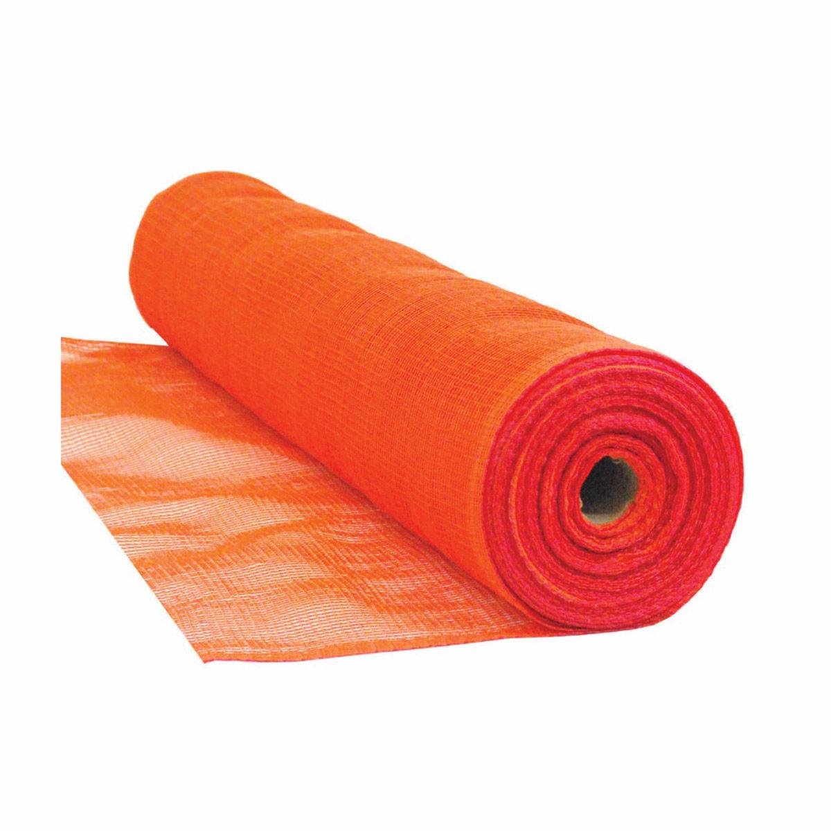 Eagle® SG-02150-ORG-FR Safety Debris Netting - 150 ft L x 2 ft W - 1/4 in Mesh - Polyethylene - Orange