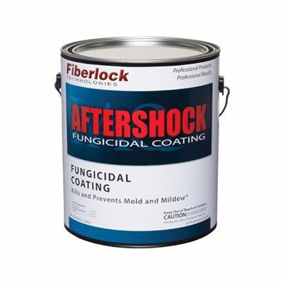 Fiberlock 8390-1 Fungicidal Coating 4 per CASE -  1 gal -  Liquid -  White