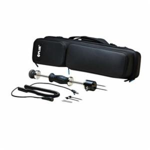 FLIR® MR07 Hammer Probe With Shoulder Bag -  2-1/2 in L Pin -  For Use With MR77 -  MR160 and MR176 Moisture Meter -  Black