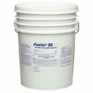 Foster® FOS3260 Asbestos Removal Encapsulant -  Liquid -  Blue -  100 sq-ft/1/2 gal Coverage