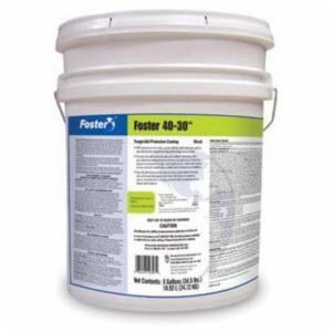 Foster® FOS4030 Fungicidal Protective Coating -  Liquid -  Black -  150 sq-ft/gal