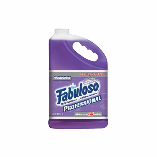 Fabuloso® 04037 Professional All Purpose Cleaner -  1 gal Bottle -  Lavender -  Liquid -  Purple