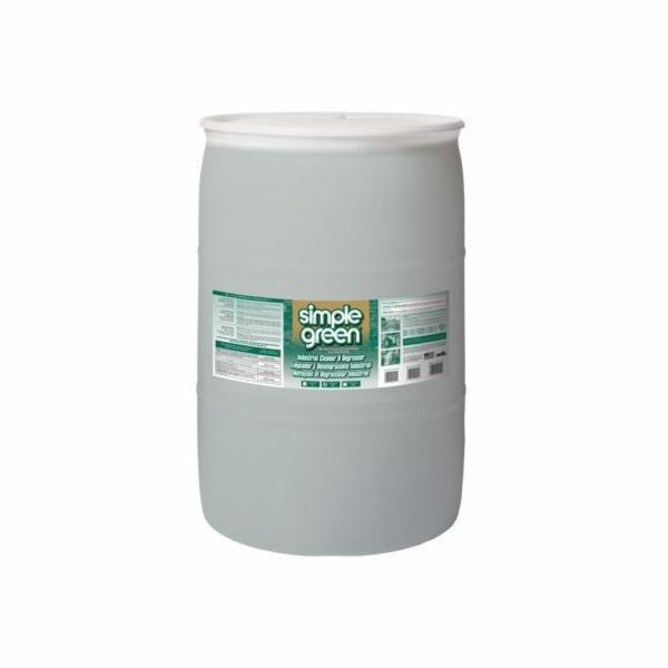 Simple Green® 2710200613005 Concentrated Industrial Cleaner and Degreaser -  1 gal Bottle -  Liquid -  Green -  Added Sassafras