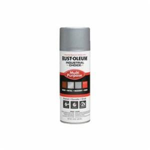 Industrial Choice® 1614830 Multi-Purpose Enamel Spray Paint -  12 oz -  Liquid -  Dull Aluminum -  12 - 15 sq-ft/Can