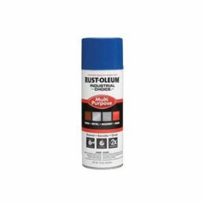 Industrial Choice® 1626830 Multi-Purpose Enamel Spray Paint -  12 oz -  Liquid -  True Blue -  12 - 15 sq-ft/Can
