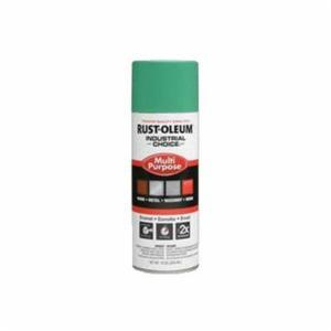 Industrial Choice® 1633830 Multi-Purpose Enamel Spray Paint -  12 oz -  Liquid -  Safety Green -  12 - 15 sq-ft/Can