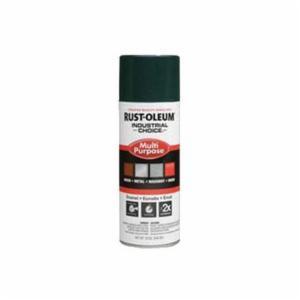 Industrial Choice® 1638830 Multi-Purpose Enamel Spray Paint -  12 oz -  Liquid -  Hunter Green -  12 - 15 sq-ft/Can