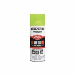 Industrial Choice® 1642830 Multi-Purpose Enamel Spray Paint -  12 oz -  Liquid -  Fluorescent Yellow -  12 - 15 sq-ft/Can
