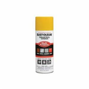 Industrial Choice® 1644830 Multi-Purpose Enamel Spray Paint -  12 oz -  Liquid -  Safety Yellow -  12 - 15 sq-ft/Can
