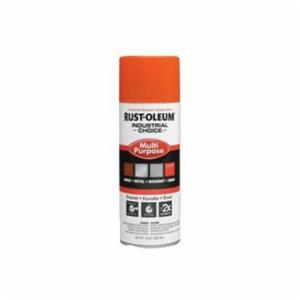 Industrial Choice® 1653830 Multi-Purpose Enamel Spray Paint -  12 oz -  Liquid -  Safety Orange -  12 - 15 sq-ft/Can