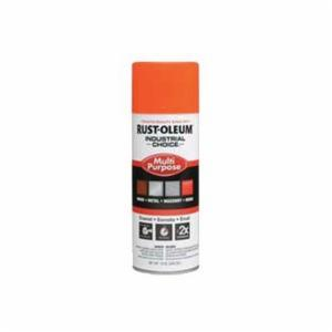 Industrial Choice® 1654830 Multi-Purpose Enamel Spray Paint -  12 oz -  Liquid -  Fluorescent Orange -  12 - 15 sq-ft/Can
