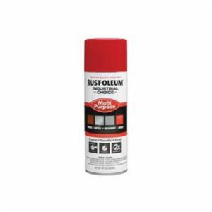 Industrial Choice® 1660830 Multi-Purpose Enamel Spray Paint -  12 oz -  Liquid -  Safety Red -  12 - 15 sq-ft/Can