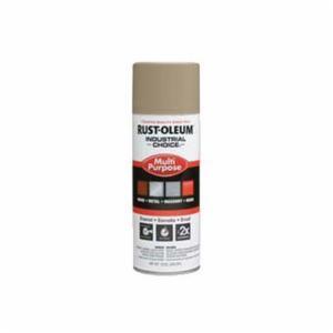 Industrial Choice® 1671830 Multi-Purpose Enamel Spray Paint -  12 oz -  Liquid -  Beige -  12 - 15 sq-ft/Can