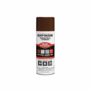 Industrial Choice® 1674830 Multi-Purpose Enamel Spray Paint -  12 oz -  Liquid -  Leather Brown -  12 - 15 sq-ft/Can