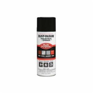 Industrial Choice® 1679830 Multi-Purpose Enamel Spray Paint -  12 oz -  Liquid -  Black -  12 - 15 sq-ft/Can