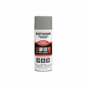 Industrial Choice® 1684830 Multi-Purpose Enamel Spray Paint -  12 oz -  Liquid -  Dove Gray -  12 - 15 sq-ft/Can