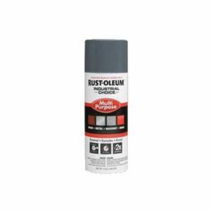 Industrial Choice® 1686830 Multi-Purpose Enamel Spray Paint -  12 oz -  Liquid -  Universal Gray -  12 - 15 sq-ft/Can