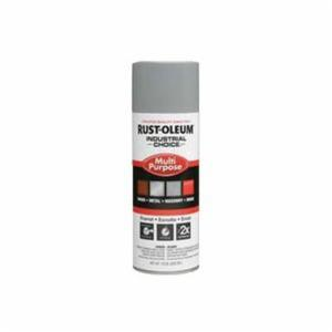 Industrial Choice® 214645 Multi-Purpose Enamel Spray Paint -  12 oz -  Liquid -  ANSI 61 Light Gray -  12 - 15 sq-ft/Can