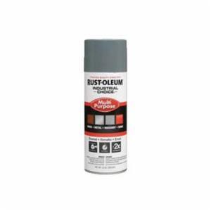 Industrial Choice® 214646 Multi-Purpose Enamel Spray Paint -  12 oz -  Liquid -  ANSI 49 Medium Light Gray -  12 - 15 sq-ft/Can