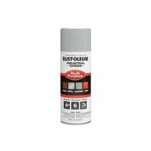 Industrial Choice® 214647 Multi-Purpose Enamel Spray Paint -  12 oz -  Liquid -  ANSI 70 Light Gray -  12 - 15 sq-ft/Can