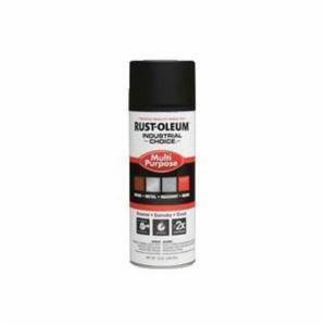 Industrial Choice® 257400 Multi-Purpose Enamel Spray Primer -  12 oz -  Liquid -  Black -  12 - 15 sq-ft/Can