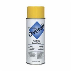 Rust-Oleum® V2409830 Economical Enamel Spray Paint -  16 oz -  Liquid -  Yellow -  5 - 8 sq-ft