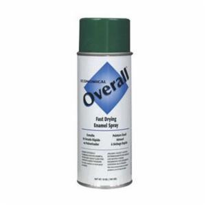 Rust-Oleum® V2410830 Economical Enamel Spray Paint -  16 oz -  Liquid -  Green -  5 - 8 sq-ft