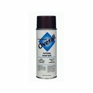 Rust-Oleum® V2411830 Economical Enamel Spray Paint -  16 oz -  Liquid -  Brown -  5 - 8 sq-ft