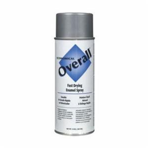 Rust-Oleum® V2412830 Economical Enamel Spray Paint -  16 oz -  Liquid -  Aluminum -  5 - 8 sq-ft