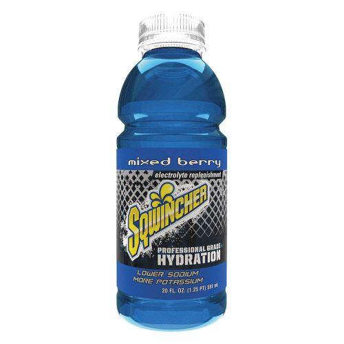 Sqwincher® Original Ready-to-Drink, 20oz Widemouth Bottles