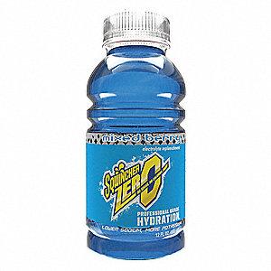 Sqwincher® Zero Ready-to-Drink, 12oz Widemouth Bottles