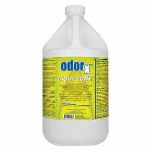 ProRestore® Odorx™ 437002000 Concentrate Odor Counteractant -  1 gal Bottle -  Liquid -  Light Yellow -  Chlorine