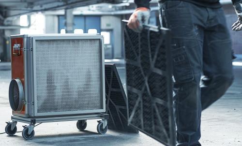 Air Scrubber Maintenance Tips