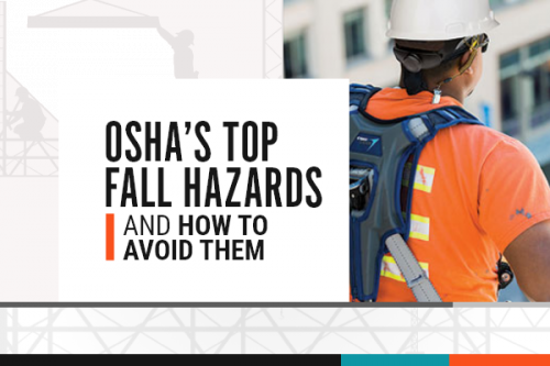 OSHA's Top Fall Hazards and How You Could Avoid Them