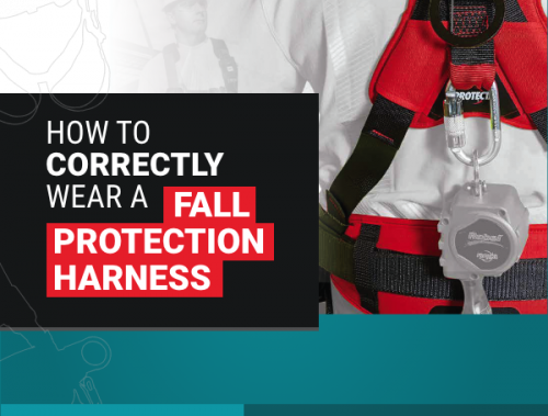 How to Correctly Wear a Fall Protection Harness