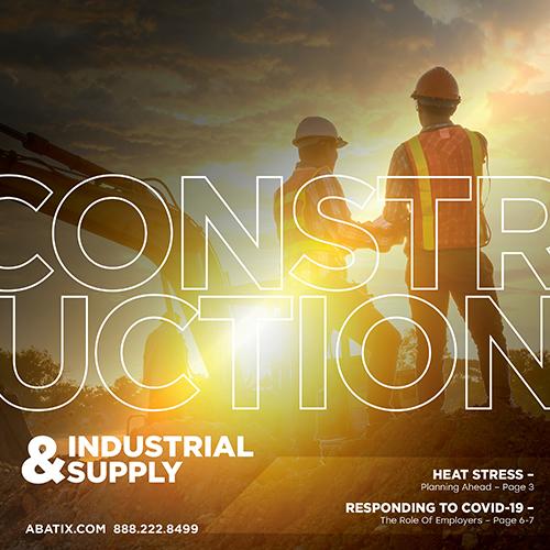 Construction Spring Summer 2021