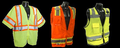 Type R Safety Vests