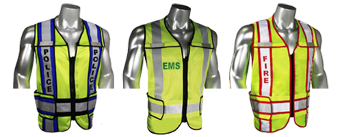 Type P Safety Vests